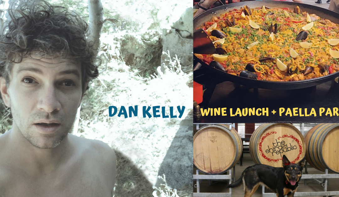 Heathcote-On-Show: Dan Kelly, Spanish Wine Lauch & Paella Party